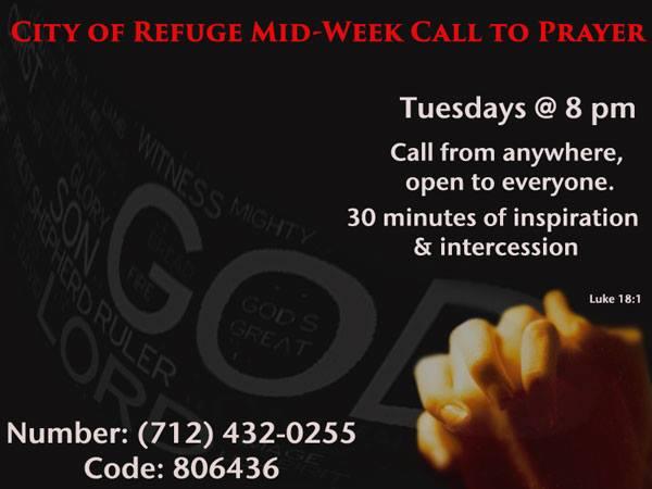 prayer-call